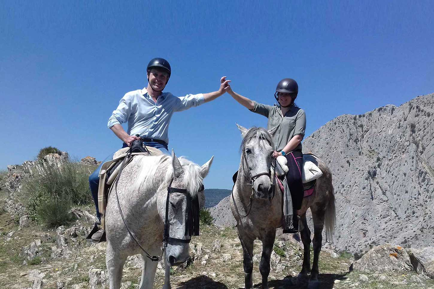 Horse Riding El Chorro spain Horse riding Holiday Tripadvisor review Andalucia Spain Europe