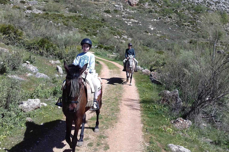 Horse Riding El Chorro - Horse riding Holiday Tripadvisor review