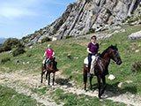 horse riding Malaga Andalucia Spain Horse Riding El Chorro - Horse Riding Horse Rental El Chorro horse trek holiday